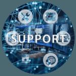 Überwachung / Unterhalt / Unterstützung